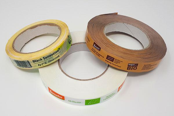 Klebebänder Mit Firmendruck