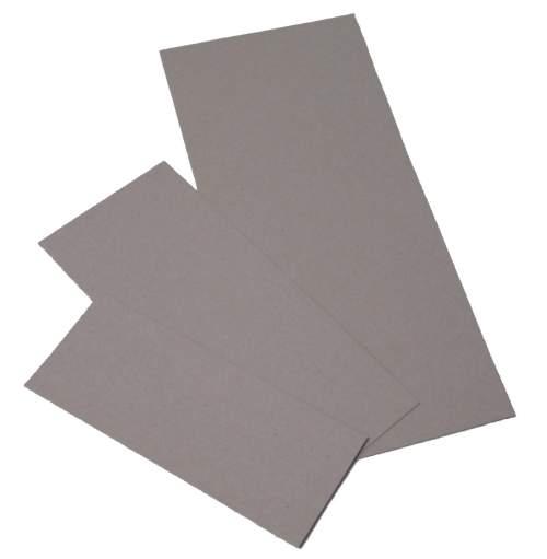 Kartoneinlagen Für Papiertragetaschen Mit Innenflachhenkel, 400 Gr.