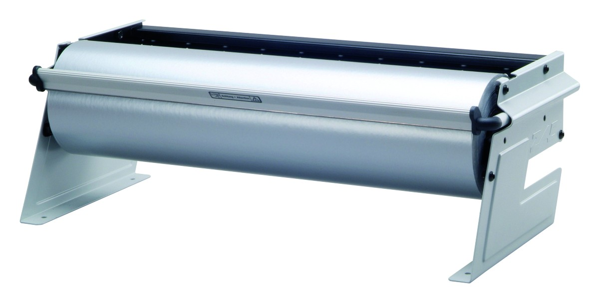 Abrollgerät ZAC, Verwendbar Für Papier Und Folie