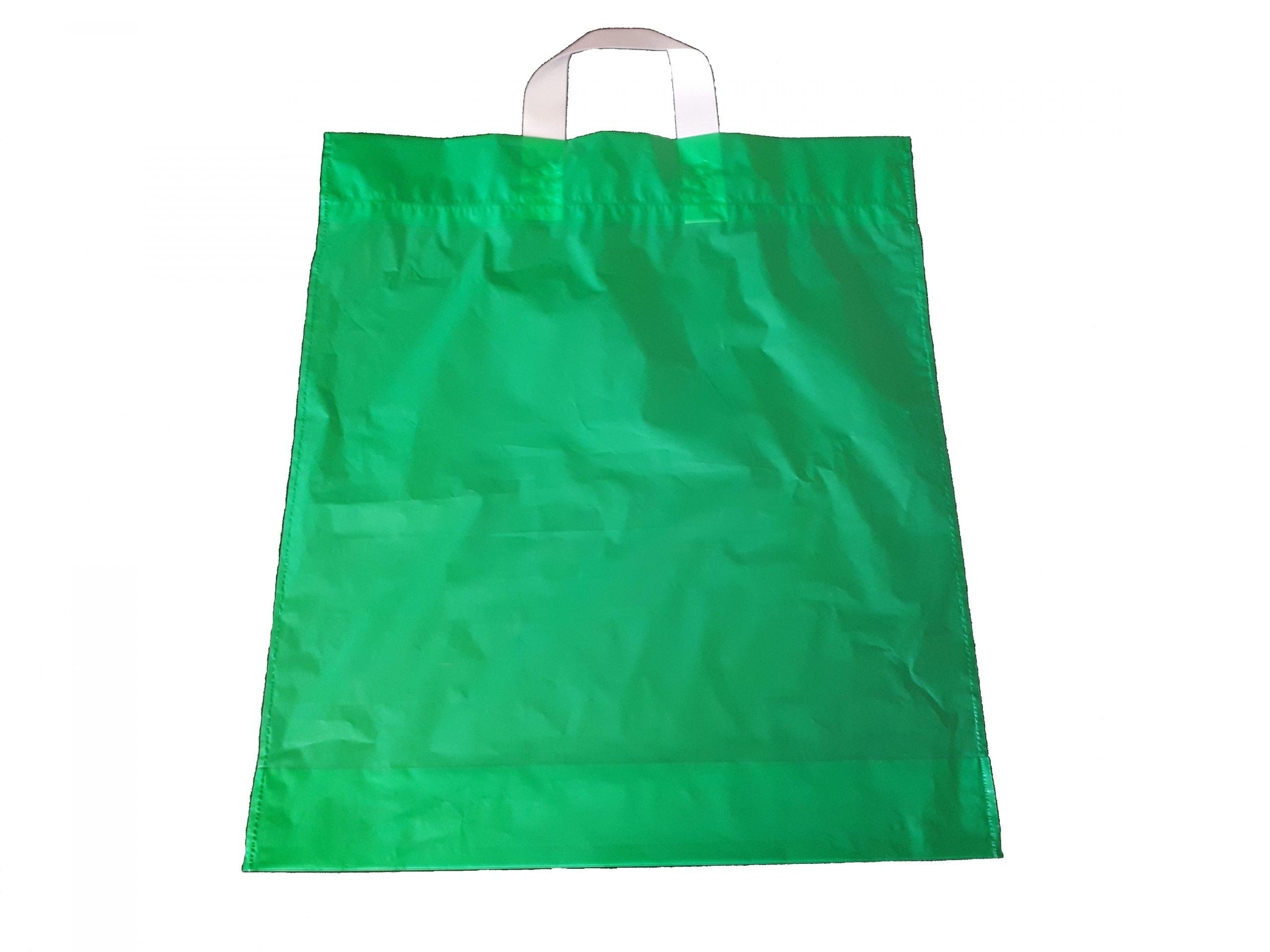 Schlaufentragetaschen grün