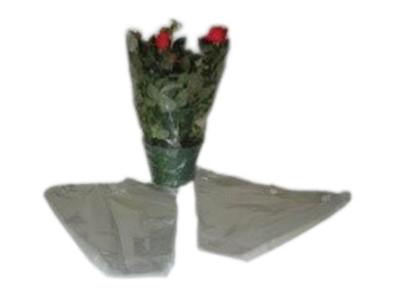 Verpackungstrichter Für Schnitt- Und Topfpflanzen, 30 My, Klarsicht-Folie, Geblockt PP5