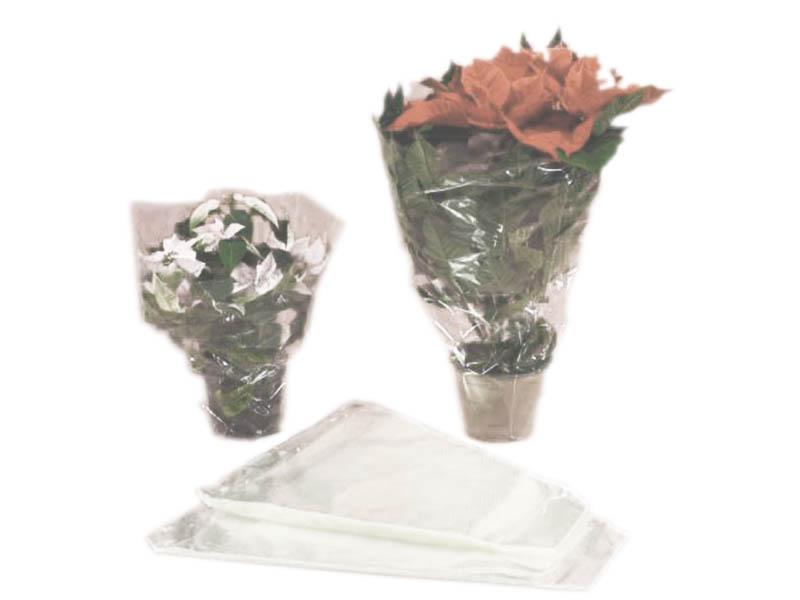 Verpackungstrichter Für Kräuter Und Poinsettia, Hot Needle, Geblockt, PP5 30 My, MICRO-LOCHUNG