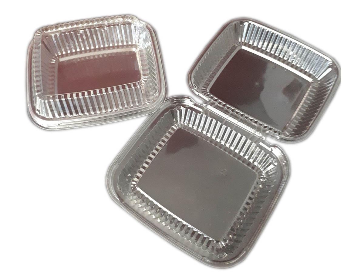 Salatschalen, Transparent