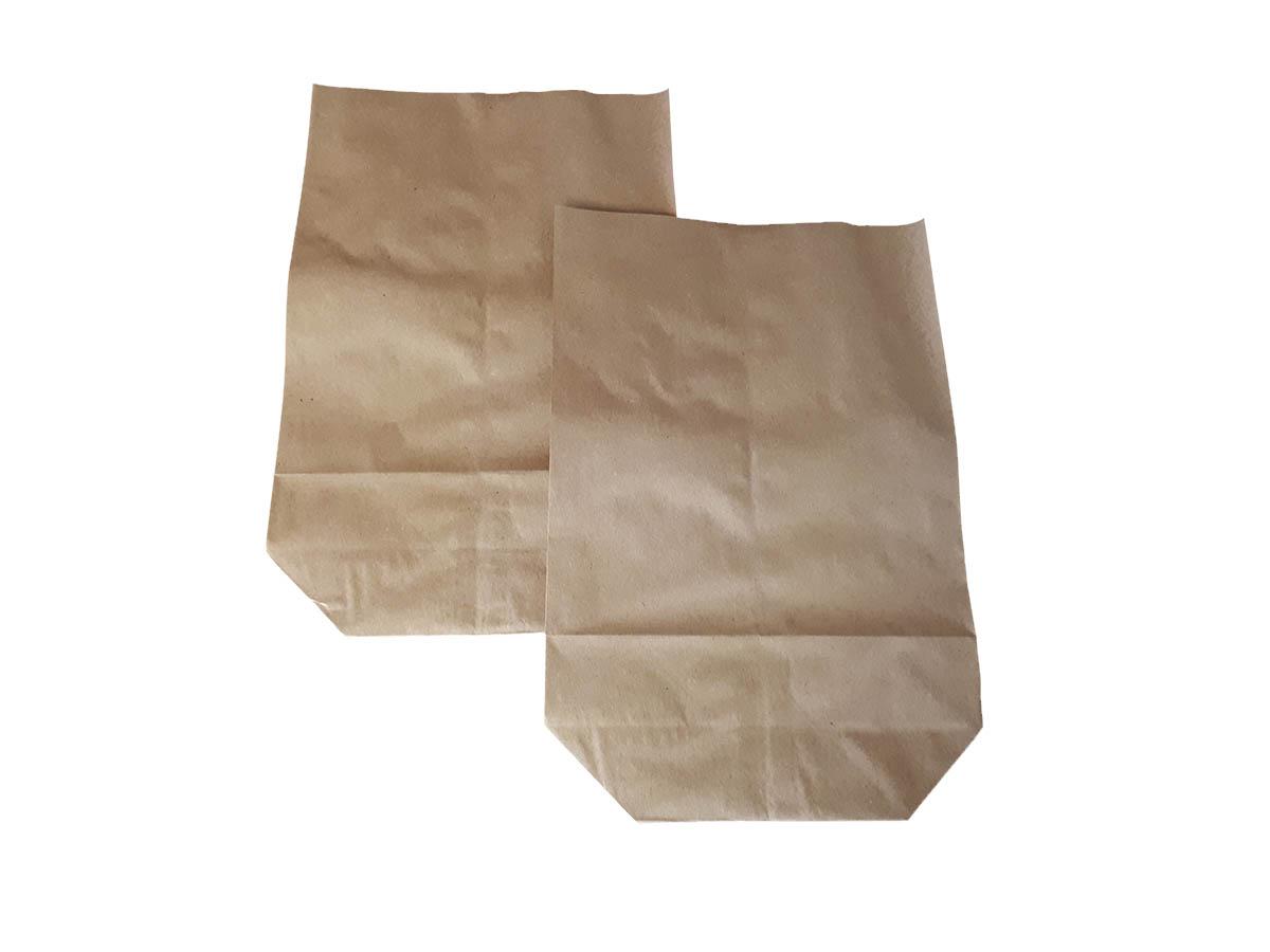 Papierbeutel ohne Henkel