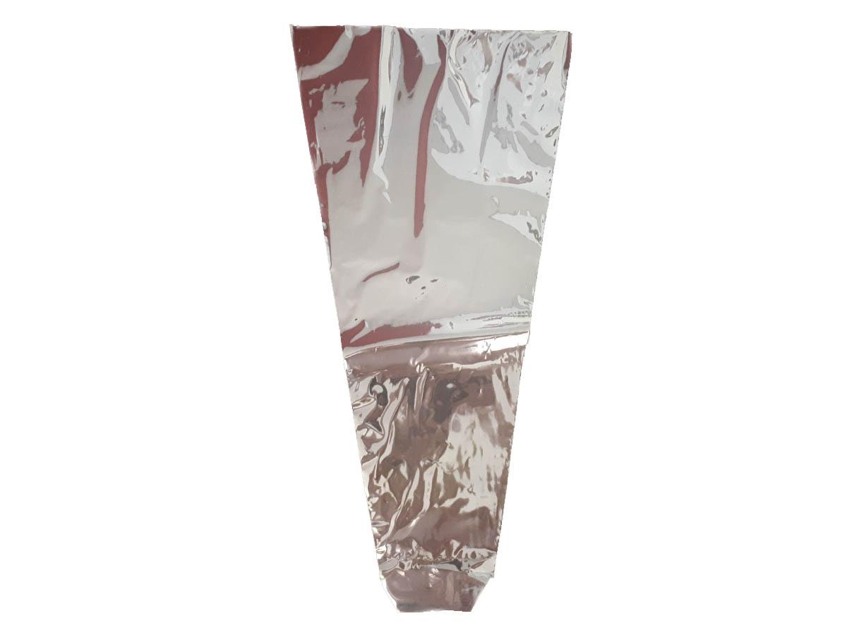 Verpackungstrichter Silber