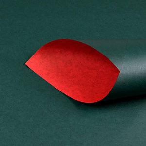Geschenkpapier rot-grün 119000